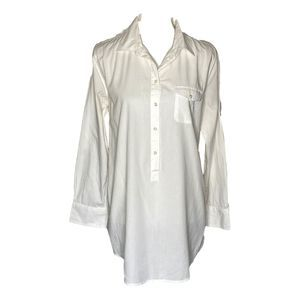 J Crew Shirt Dress Medium